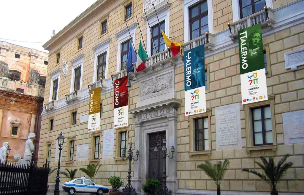 PALERMO CAPITALE ITALIANA DELLA CULTURA
