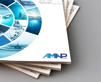 AMAP SPA Impaginazione Bilancio 2017