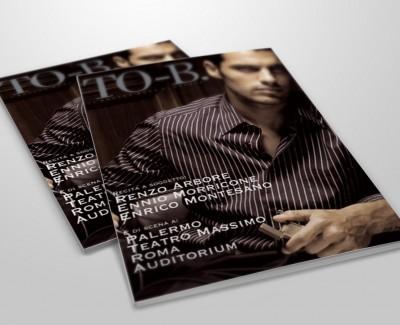 BUCALO Progettazione e realizzazione magazine TO B