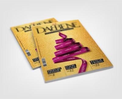 DABBENE PROFUMERIE Progettazione e realizzazione magazine Dabbene