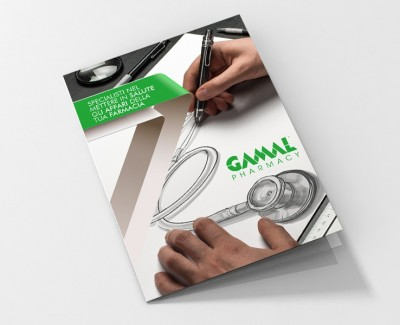 GAMAL PHARMACY BROCHURE