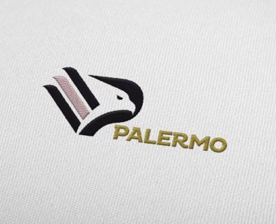 PALERMO CALCIO SSD Realizzazione logo nuova società sportiva Palermo SSD