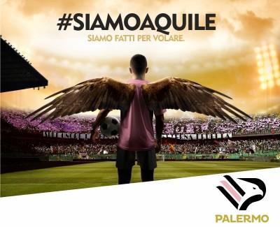 PALERMO CALCIO CAMPAGNA ABBONAMENTI 2019-20